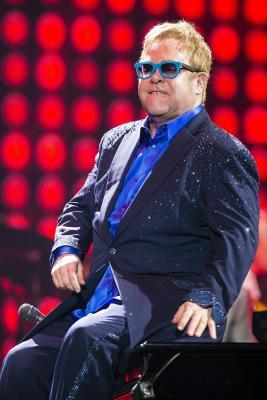 Camila's records make Elton John smile