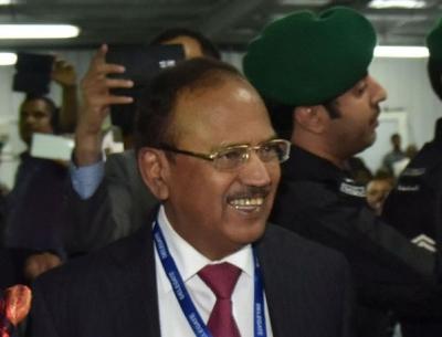 India, Pakistan NSAs met, talked terror: MEA