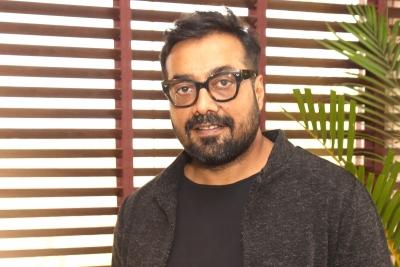Intend to start a dialogue through my films: Anurag Kashyap