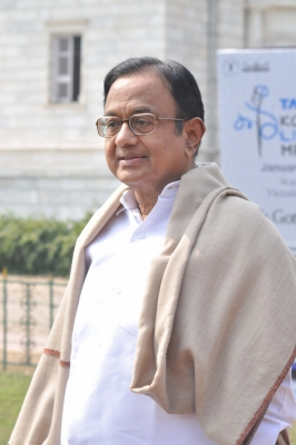Locking stable after horses have bolted: Chidambaram on Aadhaar