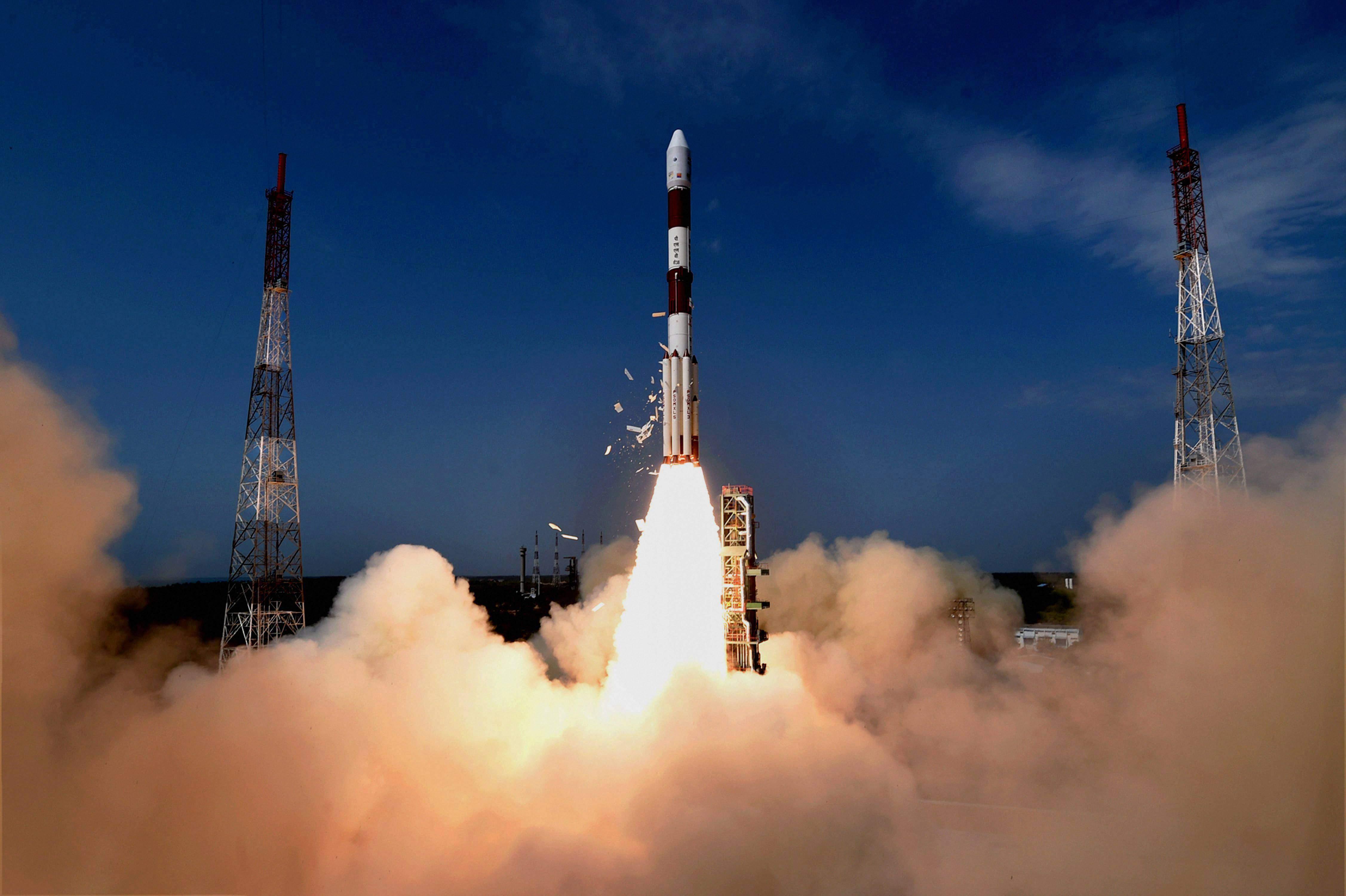 India begins countdown to launch 31 satellites tomorrow