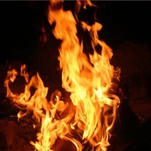 Fire broke out at plastic toy warehouse in Delhi