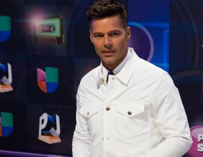 Ricky Martin now married to Jwan Yosef