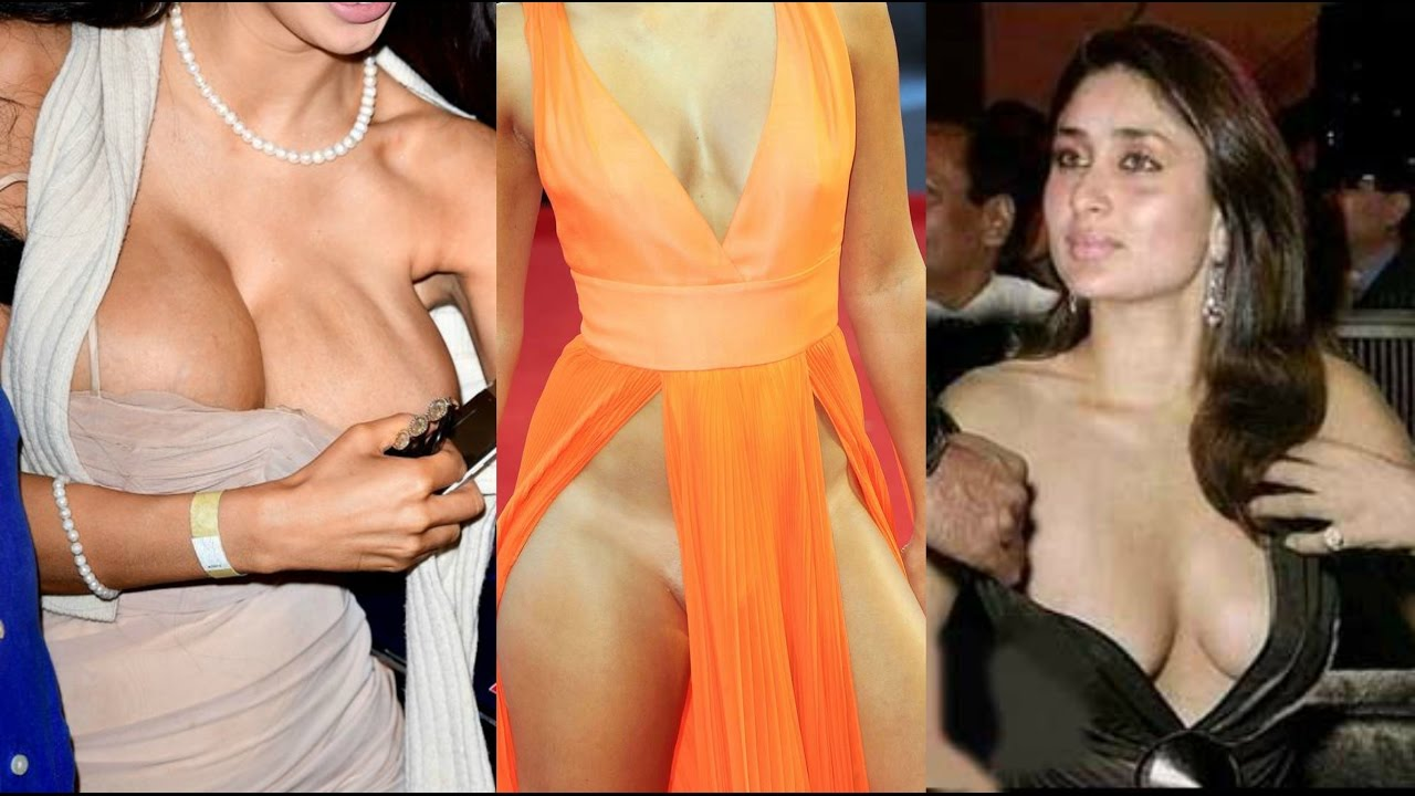 Bollywood actress wardrobe malfunction 4
