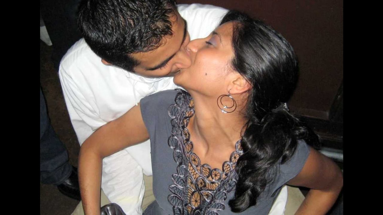 Girls kiss tamil lip How to