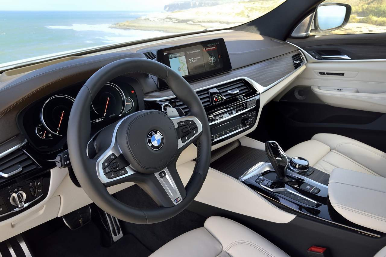 BMW launches diesel variant of 6 Series Gran Turismo model