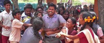 G Bhagawan, English teacher, Government High School, Veliagaram, Chennai, Tamil Nadu, Regional news, Education news