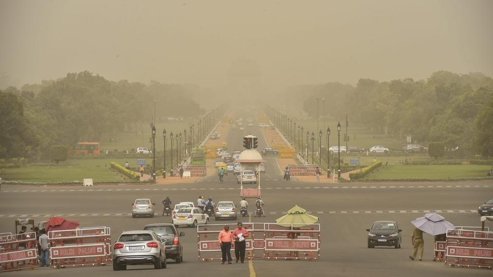 Strong anti-cyclonic, Cyclonic winds, Air quality, Rajasthan, Delhi and NCR, New Delhi, Regional news