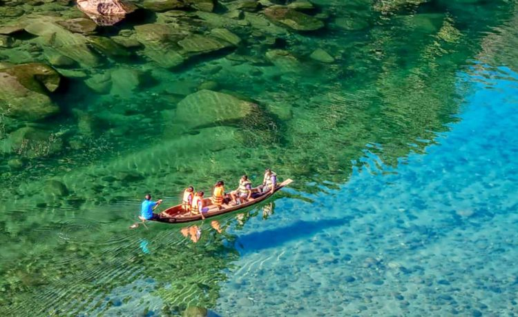 Image result for umngot river meghalaya photos