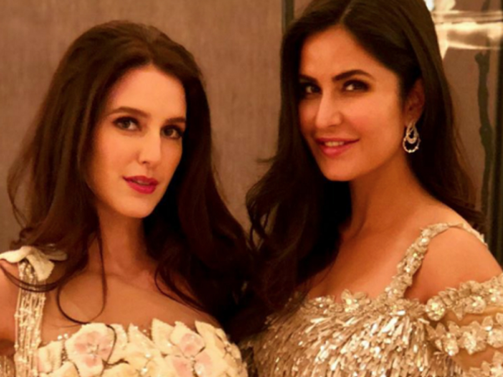 OMG! Katrina Kaif's sisters are more beautiful than her ...