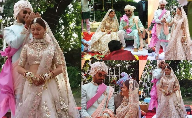 OH WOW! Rubina Dilaik-Abhinav Shukla's fairy-tale wedding is hard to