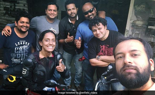 Chetna Pandit, Woman motorcycle coach, Woman biker, Mumbai based biker, Bollywood actresses, Goregaon, Mumbai, Maharashtra, Regional news, Crime news