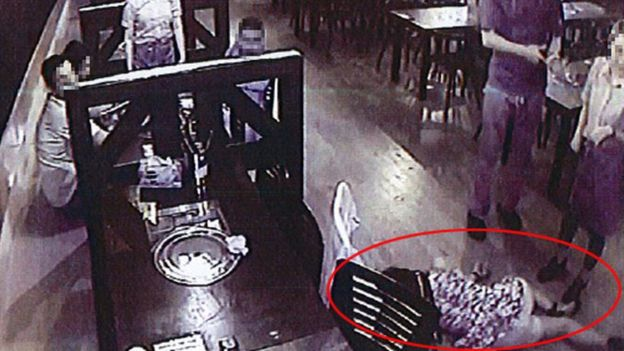 Drunken customer, Australian restaurant, Korean soju liquor, Drunk, Unconscious women, Australia news, World news, Weird news, Offbeat news
