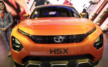 Tata Motors, Tata Harrier SUV, SUV cars, Auto Expo 2018, Land Rover D8, Automobile news, Car and Bike news