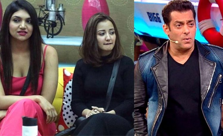 """OMG! This is what the first evictees of """"Bigg Boss 12"""" have"""