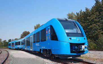 Hydrogen train, Coradia iLint trains, Diesel train, Alstom, World's first hydrogen train, Germany, German, World news, Technology news, Science news, Offbeat news