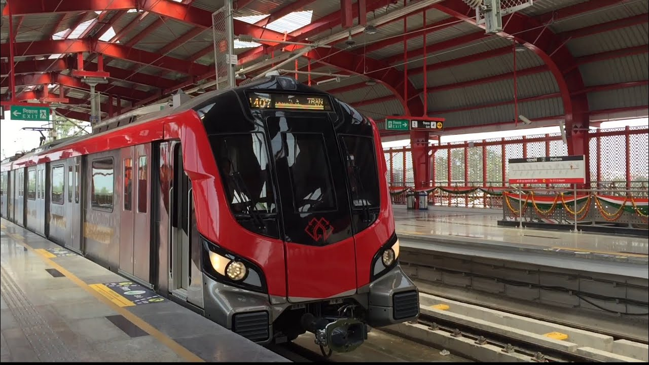 Lucknow Metro, Lucknow Metro Rail Corporation, LMRC, Lucknow Metro bags international award, Royal Society For The Prevention Of Accidents, RoSPA, Lucknow, Uttar Pradesh news, Regional news