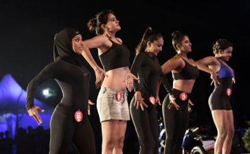 Majiziya Bhanu, Hijab-wearing Muslim bodybuilder, Mr Kerala competition, Bodybuilding, Strongest woman, Kerala, Sports news