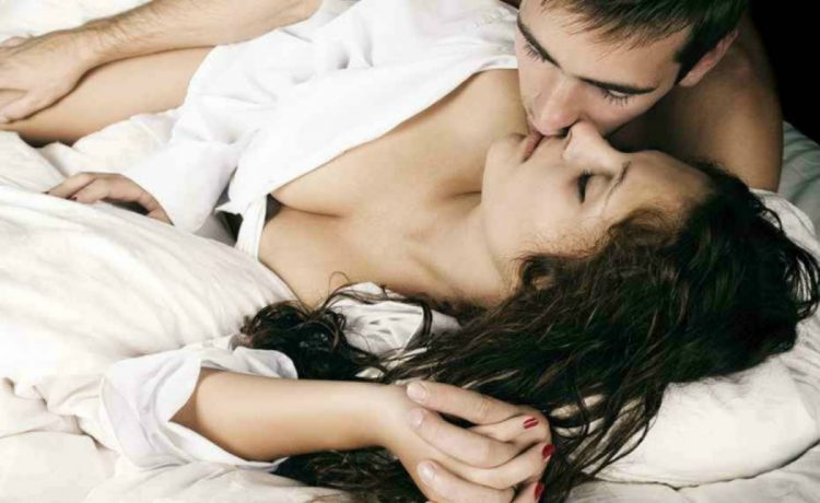 Sexual activity husbandwife