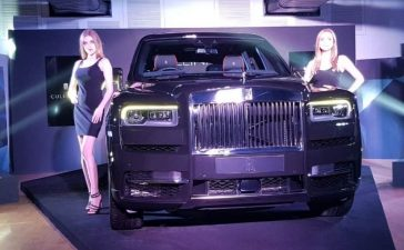 Rolls Royce, Cullinan, British luxury car manufacturer, India, World most luxurious car, Car and bike, Automobile news