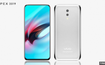 Vivo, APEX 219, Concept smartphone, Chinese company, Chinese smartphone, Gadget news, Technology news