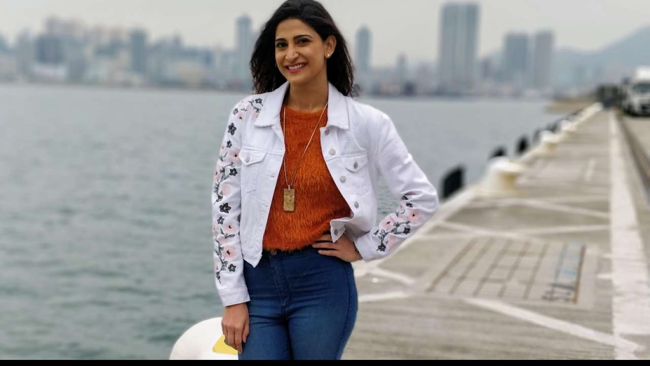 The Accidental Prime Minister' actress Aahana Kumra will be
