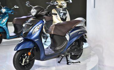 Yamaha, Yamaha Fascino, Fascino Darknight, Darknight Edition, Car and Bike news, Automobile news
