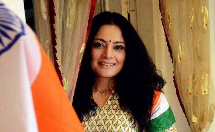 Shocking Kolkata S Fashion Designer Agnimitra Paul Just Joins Bjp For Narendra Modi Live Uttar Pradesh