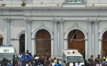 Suicide bombings, Easter, Luxury hotels, Churches, Christians, Buddhists, Hindus, Muslims, Tamil Tigers, Colombo, Sri Lanka, World news