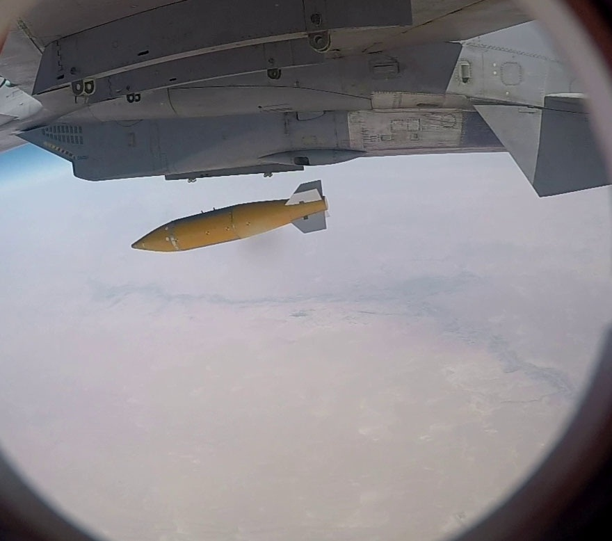 Sukhoi fighter, Su-30 MKI fighter, Inertial Guided Bomb, Defence Research and Development Organisation, DRDO, Indian Air Force, Pokhran, National news, Science and Technology news