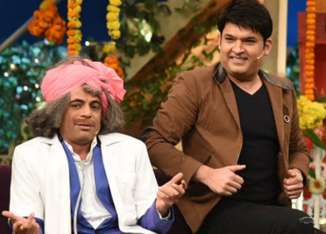 Sunil Grover to again appear in 'The Kapil Sharma show' with
