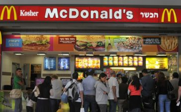 McDonald, Connaught Plaza Restaurants, Fast food retailer, Business news