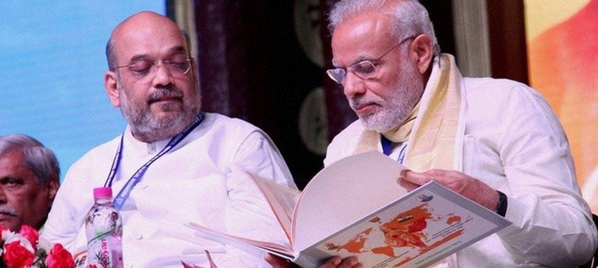 Narendra Modi, Amit Shah, Piyush Goyal, Arun Jaitley, Lok Sabha elections, Lok Sabha polls, National news