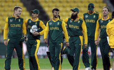 साउथ अफ्रीका क्रिकेट